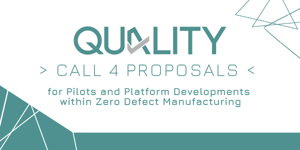QU4LITY Project Call for Proposals